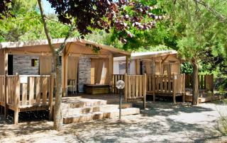 Safari Lodge Tent - Rocchette Camping Village