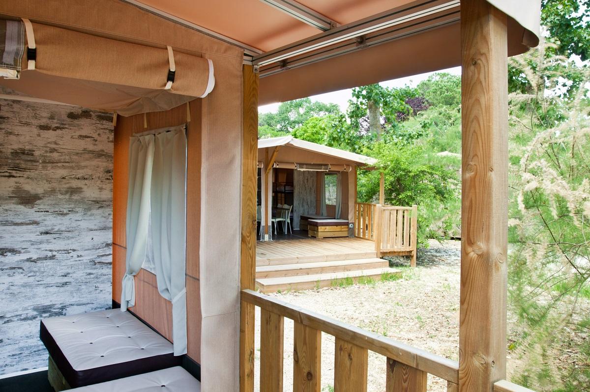 Lodge Tents e Mini Lodge, l'alloggio per tutti