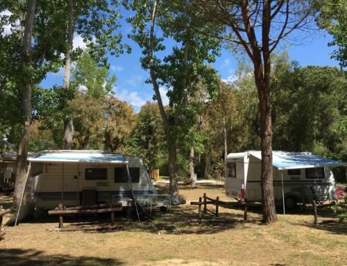 Vacanza e weekend in roulotte al Rocchette
