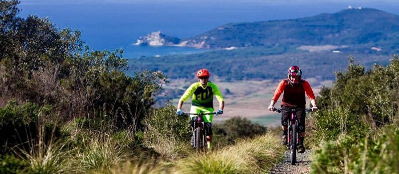 Bike in Maremma - Rocchette Camping Village