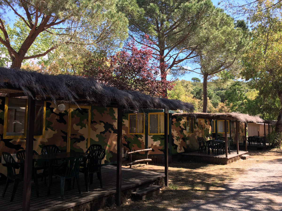 Casa Mobile - Rocchette Camping Village
