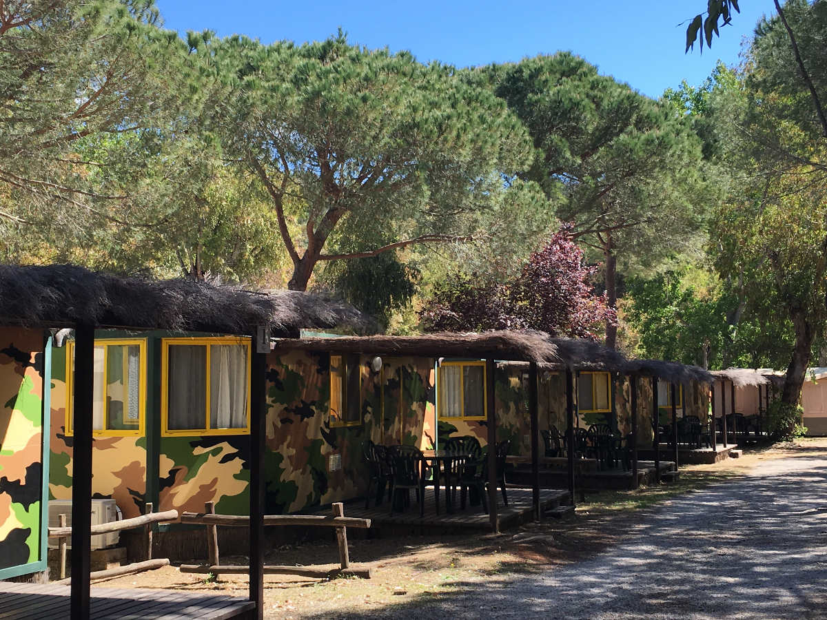 Case mobili Camping Village Rocchette
