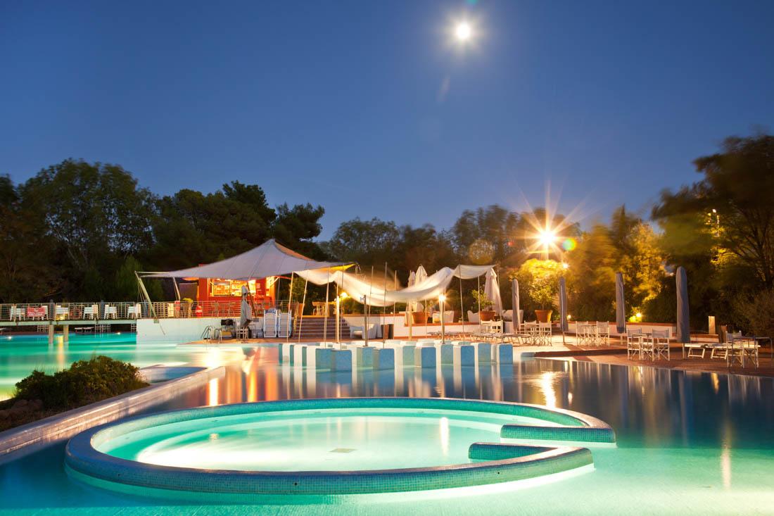 Camping toscana sul mare con piscina rocchette castiglione - Camping toscana con piscina ...