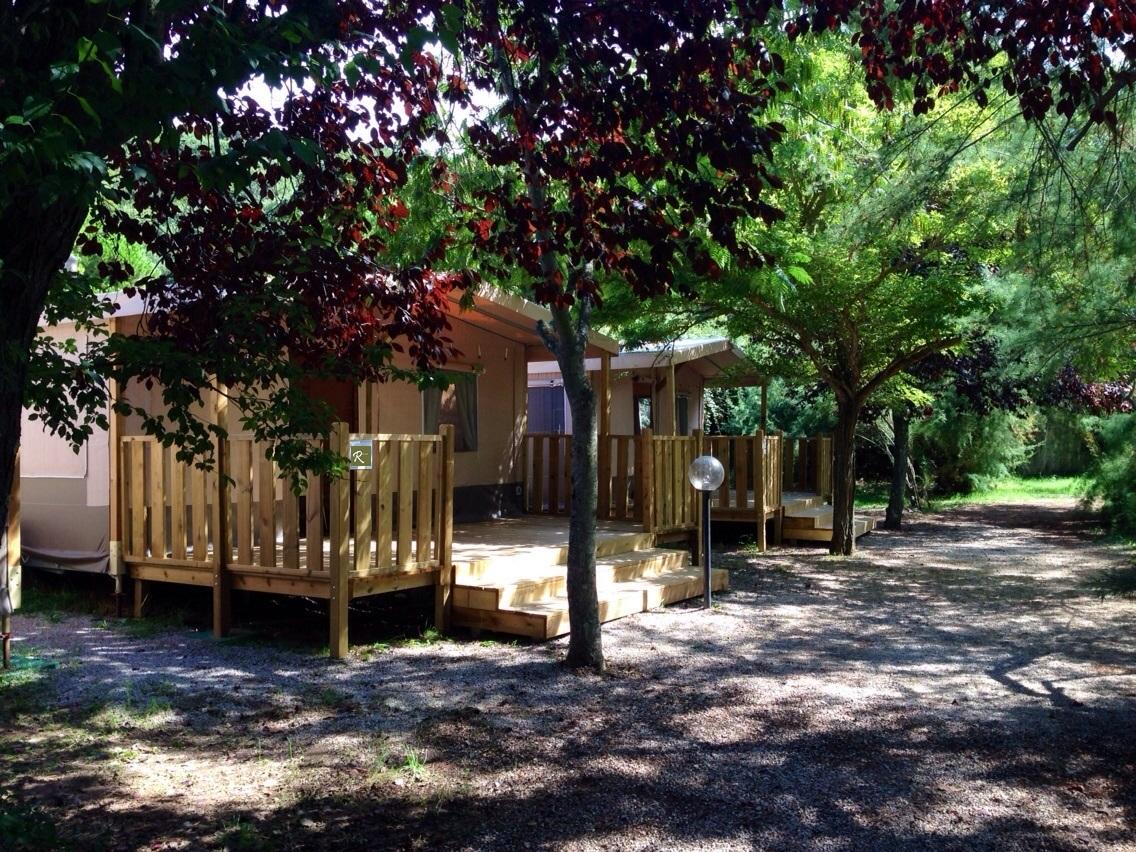 Lodge Tent - Rocchette Camping Village