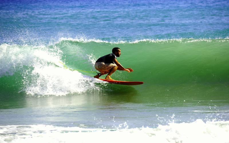 Windsurfen – Kitesurfen – Zeilen