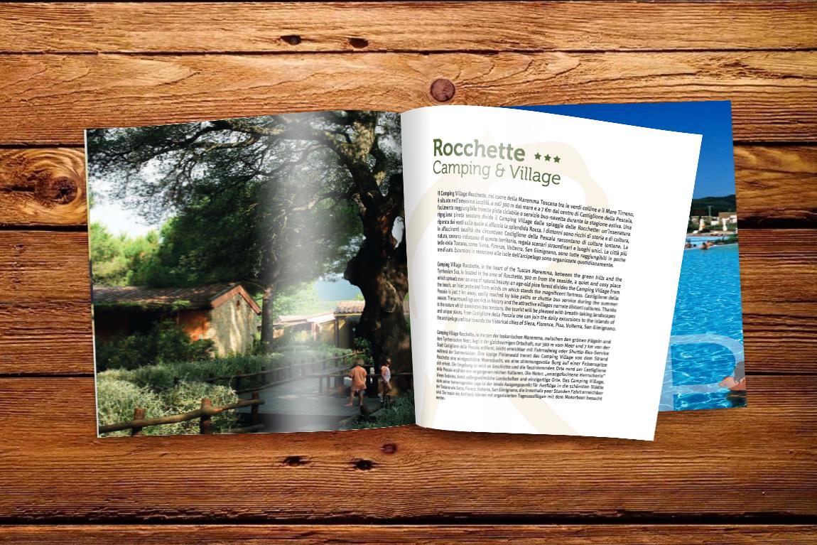 Brochure Rocchette