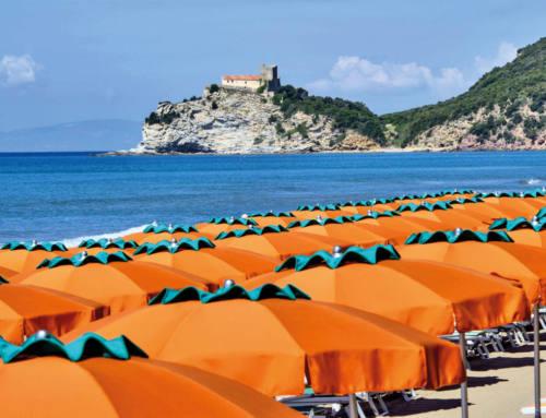 Rocchette beach