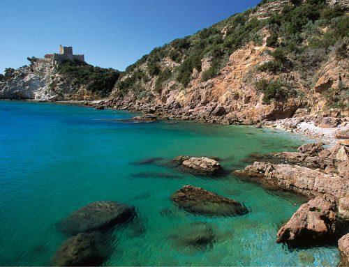 Vacances au bord de la mer en Toscane