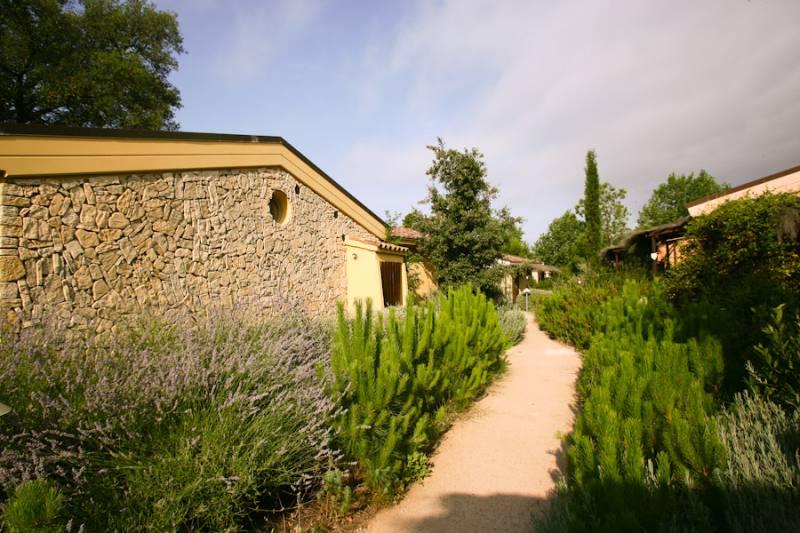 Bungalows - Camping Village Rocchette