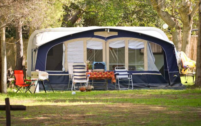 Posti tenda - Camping Village Rocchette