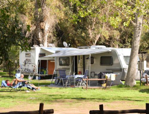Vacanze e weekend in camper al Rocchette