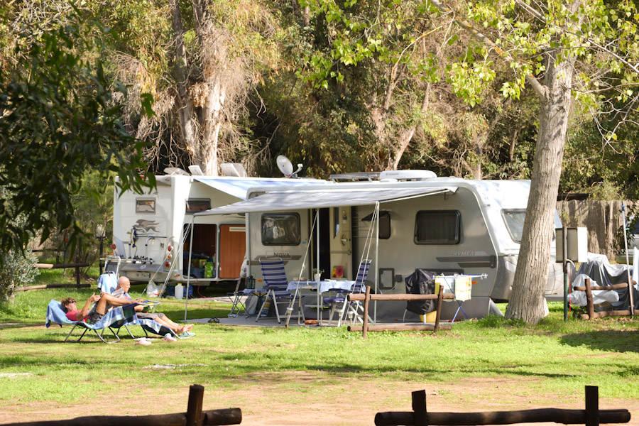 Piazzole Camper - Rocchette Camping Village