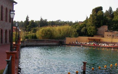 Thermal Baths of Saturnia