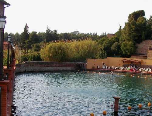 Thermal Baths of Venturina