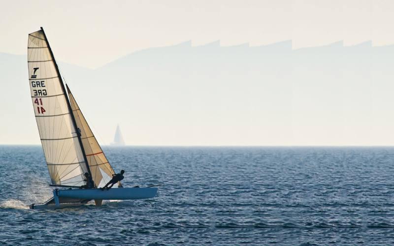 Segelsportzentrum Castiglione della Pescaia